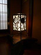 参考写真1: 魯山人好み置行灯 武蔵野 Musashino