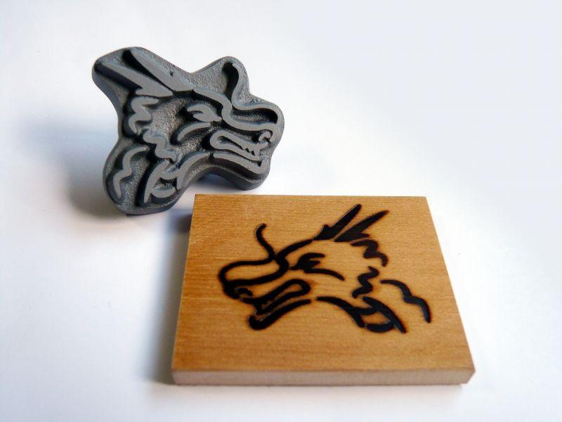来年の干支「辰」シリーズ焼印を発売しました